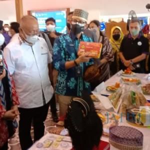 Sandiaga Uno Dorong Kekayaan Kuliner sebagai Penopang Pembangunan dan Pengembangan Ekonomi Banyuwangi