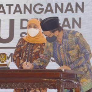 Jalin MoU dengan Diskopukm Pemrov Jatim, UIN Malang Jadi Satu-satunya PTN yang Dipercaya
