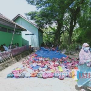 Menjaga Tradisi Nyadran, Warga Dusun Ngubalan Gendurian di Punden