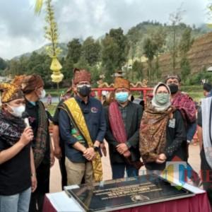 Lolos 50 Besar Dari 1.830 Peserta, Desa Wisata Ranu Pani Diresmikan Menteri Pariwisata