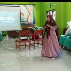 Pelatihan Da'iyah PC Fatayat NU Kabupaten Madiun
