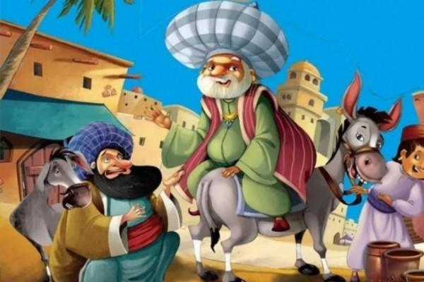 Ilustrasi kisah Abu Nawas (Ist)