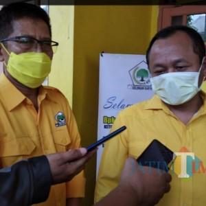 Ketua DPD Golkar Jatim: Hoaks Penghambat Capaian Vaksin Covid-19 di Jatim