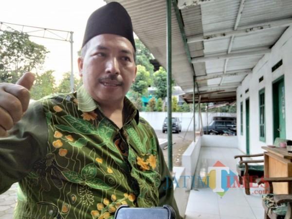 Ketua PCNU Kabupaten Malang, dr. Umar Usman. (Foto: Riski Wijaya/ MalangTIMES).