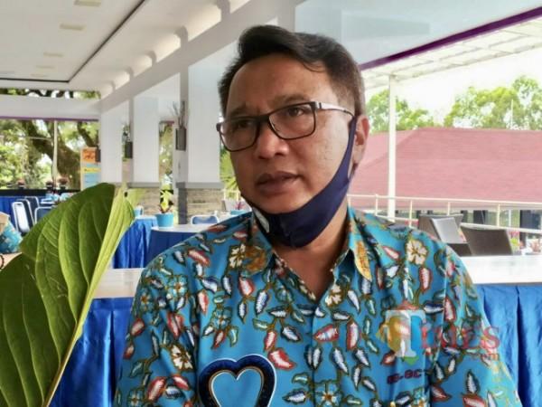 Ketua PHRI kota Batu, Sujud Hariadi. (Foto: Irsya Richa/MalangTIMES)