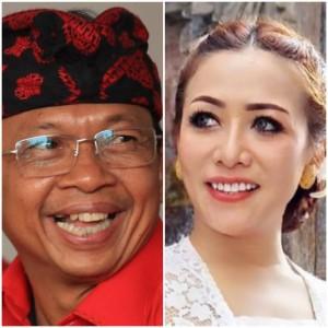 Istri Gubernur Bali Diduga Cemburu, Alasan MC Perempuan Dilarang Tampil Setiap Acara Wayan Koster