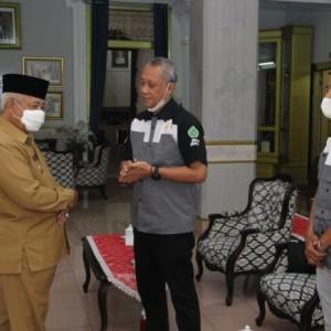 Bupati Sanusi Harap Atlet Motorcross Kabupaten Malang Raih Kemenangan di PON Papua 2021