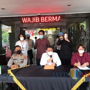 Polisi Tidak Temukan Unsur Pidana Kasus Fetis Mukena di Malang, Teradu Minta Maaf