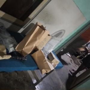 Ledakan Bondet Iringi Penggerebekan Arena Judi Dadu di Puger, 1 Luka-luka