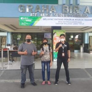 Selama 6 Bulan, PMI yang Datang ke Kota Malang Sebanyak 97 Orang