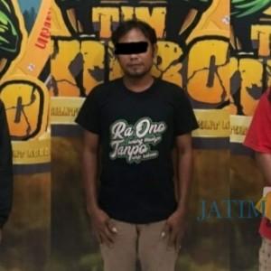 Polres Lumajang Amankan Tiga Pengoplos BBM