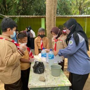 Unisba Blitar Dampingi Pengelolaan Sampah di Lembaga Pendidikan