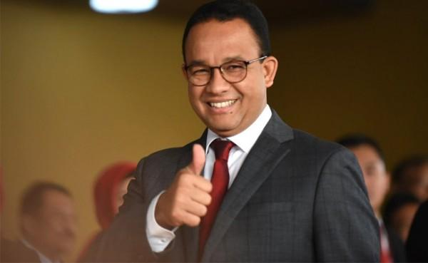 Gubernur DKI Jakarta Anies Baswedan (Foto: Tirto.ID)