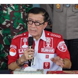 Yasonna Akhirnya Buka Suara soal Desakan Mundur Gegara Kebakaran Lapas Tangerang