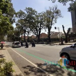 Kian Terarah, Jalur Sepeda di Kota Malang Ditambah