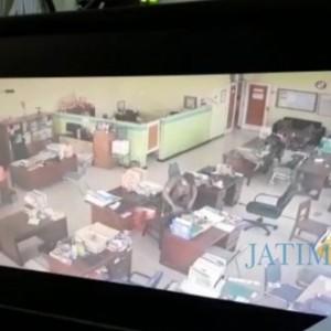 Ngaku Pedagang Madu, Pria Ini Embat Laptop dan Hape Pegawai Diskoperindag Tuban