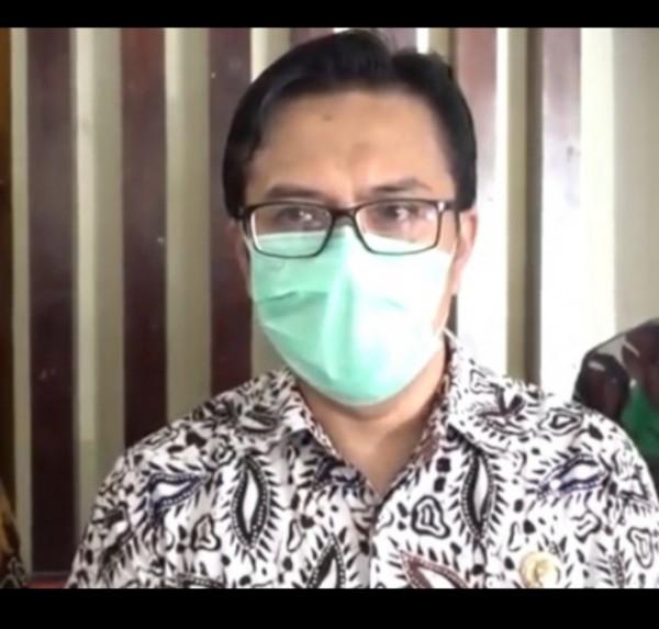 Kepala Dinas Koperasi, Perindustrian dan Perdagangan (Diskopindag) Kota Malang, M Sailendra. (Dokuementasi JatimTIMES).).