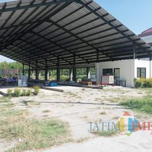 Anggaran Kena Refocusing, Pasar Desa Watualang Belum Difungsikan