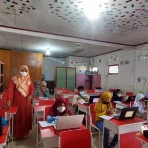22 Ribu Guru serta Siswa Ikuti Uji Kompetensi Berbasis Literasi dan Numerasi