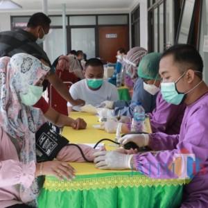 Besaran Insentif Nakes Vaksinator di Kabupaten Malang Kembali Dibahas