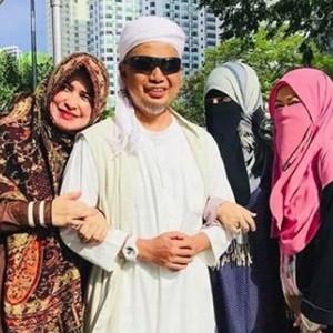 Istri ke-3 Ustaz Arifin Ilham Hilang dari Daftar Ahli Waris, Paman Alvin Faiz Ungkap Hal Mengejutkan