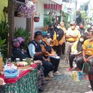 Penilaian Bergulir, Tim Juri Ingatkan Peserta Lomba Kampung Bersinar Ikuti ini