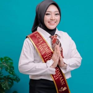 Membanggakan, Mahasiswa IAT UIN Malang Jadi Duta Pemudi Kebudayaan Jatim