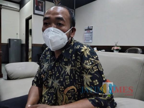 Wakil Ketua DPRD Kabupaten Malang, Sodiqul Amin.(Foto: Riski Wijaya/MalangTIMES).