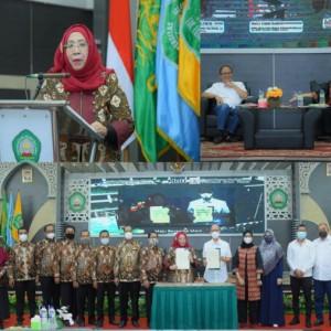Siapkan SDM Unggul, FEB Unisma Gandeng Kadin Jawa Timur