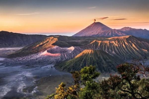 Kawasan wisata Gunung Bromo. (foto: istimewa)