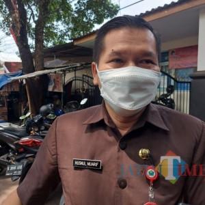 Vaksinasi Dosis Pertama Kota Malang Lampaui Target Minimal Herd Immunity