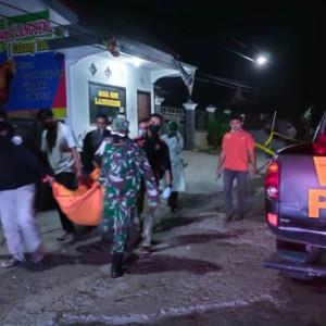 2 Hari Buron, Polres Blitar Tangkap Pelaku Pembunuhan di Wlingi Saat Tidur di Tengah Hutan