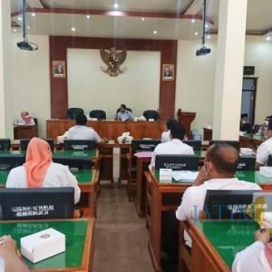 Penataan Alun-alun Tak Miliki Master Plan Jelas, Komisi III DPRD Trenggalek Soroti Dinas PKPLH