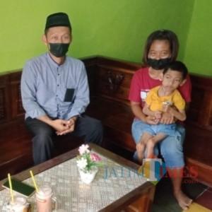 MadiunTIMES Salurkan Bantuan ke Anak Penyandang Disabilitas di Kota Madiun