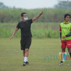 Sambut Kompetisi Liga 3 Persedikab Kediri Fokus Penekanan Taktikal