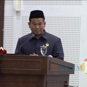 Sampaikan Pendapat Akhir di Perubahan APBD, Fraksi PKS Dorong Pemkot Malang Segera Kejar Target