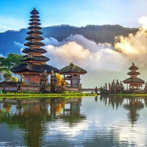 Bali Terancam Tenggelam dan Jadi Dua Pulau