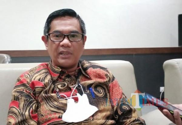 Ketua DPRD Kabupaten Malang Darmadi.(Foto: Riski Wijaya/MalangTIMES).