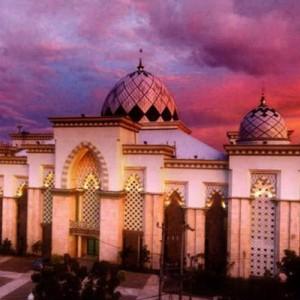 Mimbar Masjid Raya di Makassar Dibakar Orang Tak Dikenal, Polisi Buru Pelaku