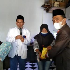 DPD PKS Kota Malang Gelar Vaksinasi 200 Dosis AstraZeneca
