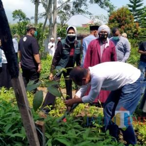 Penuhi RTH, Desa di Kota Batu Wajib Buat Taman