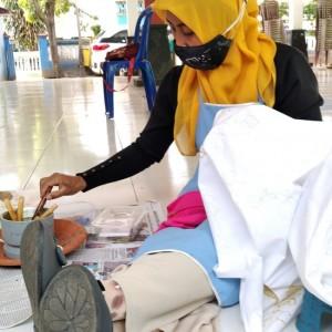 Penuhi Standar Produk, 60 Pembatik Kabupaten Malang Ikuti Sertifikasi
