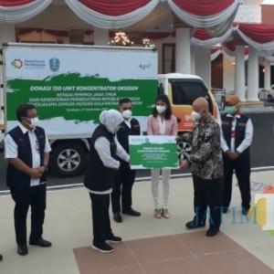 Pemprov Jatim Distribusikan Oksigen Konsentrator untuk Rumah Sakit, Daerah Terpencil dan Atlet PON
