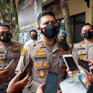 11 Kantor Layanan Polresta Malang Kota Bakal Gunakan Aplikasi Peduli Lindungi
