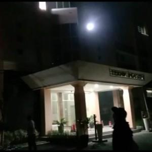 Fakultas Teknik Universitas Brawijaya Terbakar, Kerugian Puluhan Juta
