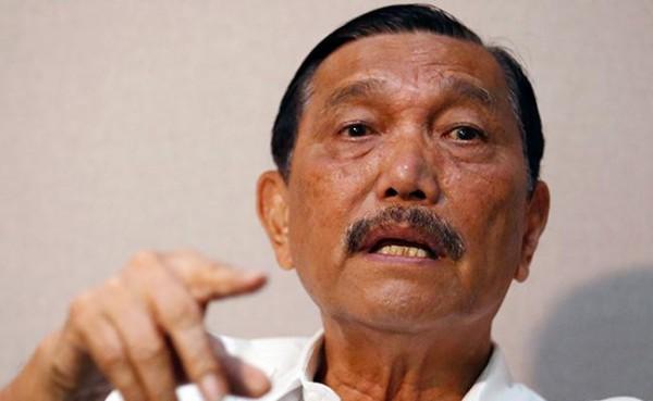 Luhut Binsar Pandjaitan (Foto: Tempo)