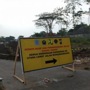 Jalan Baru di Danau Jonge Mulai Dikerjakan, Dipastikan Selesai Akhir Desember