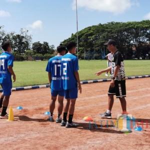 Pemain Banyuwangi Putra Jalani Tes VO2 Max Jelang Try Out