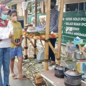 Pulihkan Perekonomian, Warga Kota Batu Suguhkan Kampung Kuliner Tradisional
