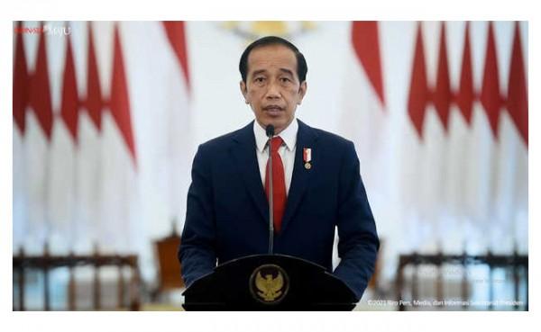 Presiden Joko Widodo (Foto: Berita Satu)